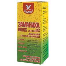 БАД для женщин  Заманиха плюс  - 10 таблеток (4 гр.)