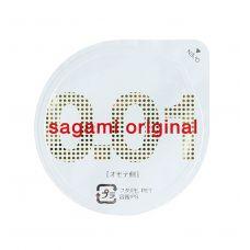Супертонкий презерватив Sagami Original 0.01 - 1 шт.